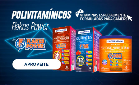 Polivitamínicos Flakes Power