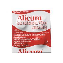 Alicura 4 Comprimidos