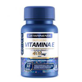 Vitamina E 400 UI 30 Cápsulas