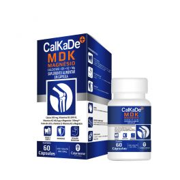 Calkade MDK 60 Cápsulas