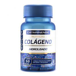 Colágeno Hidrolisado 50 Cápsulas