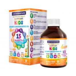 Polivitamínico Kids Catarinense Nutrição Multi