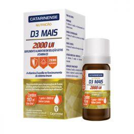 Vitamina D3 Mais 2.000 UI