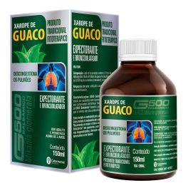 Xarope de Guaco G500 Balsâmico® 150ml - Expectorante e broncodilatador