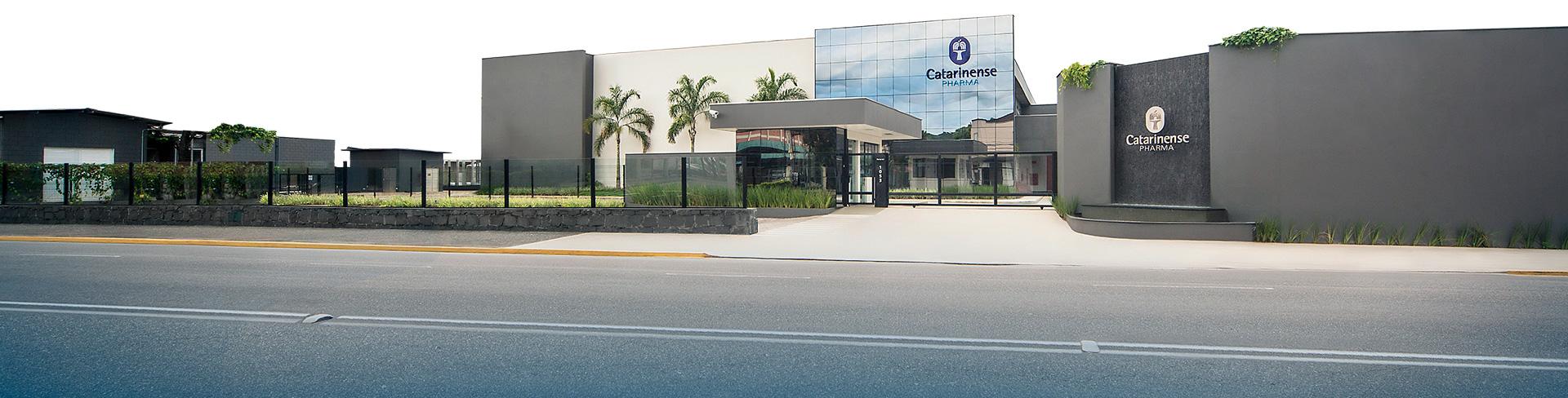 Fachada Catarinense Pharma, Matriz de Joinville